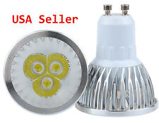Salt † Light Dimmable GU10 LED Light Bulb Bright LED GU10 6W Cool White US 10pcs