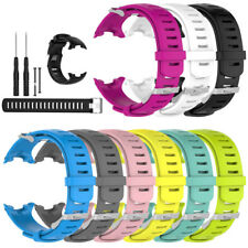 Replacement Silicagel Soft Wrist Band Strap For Suunto D4/D4i Novo Sport Watch