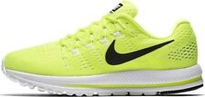 Nike Air Zoom Vomero 12 Mens Size Running Shoes Black Volt White New 863762 700