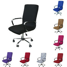 Office Swivel Chair Cover Seat Antimacassar ,Stretch AimChair Protector M
