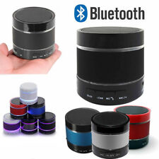 Bluetooth Wireless Speaker Stereo LED Mini Portable For iPhone Samsung Tablet PC