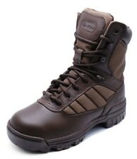 LADIES BATES 8'' TACTICAL SPORT PATROL LEATHER ARMY MILITARY COMBAT BOOTS SIZE 3