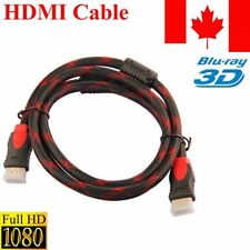 HDMI Cable 2.0 HDR HDTV 1080P 3D Blu-ray Ultra HD High Speed Cord