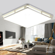 Holmark 24W Square LED Pendant Ceiling Light Lamp Fixture Living Room Bedroom