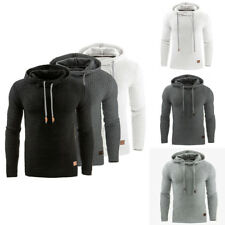 Men's Hooded Hoodies Sweatshirt Outwear Coat Pullover Jumper Blouse Casual Tops