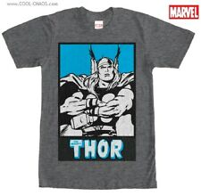 The Mighty Thor T-Shirt / Marvel Comics,Comic Art,Battle Thor Men's Tee