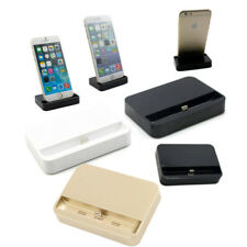 Portable USB Data Sync Cradle Charger Dock Charging Dock Station For iPhone SE 6