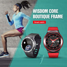 S99 Bluetooth Smart Watch Quad Core 3G GPS WiFi Camera Phone Mate For Android UK