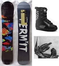 """NEW TERMIT """"CHANCE"""" SNOWBOARD, BINDINGS, BOOTS PACKAGE - 155cm, 160cm"""