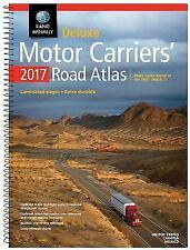 Deluxe Motor Carriers' Road Atlas Spiral Bound BRAND NEW
