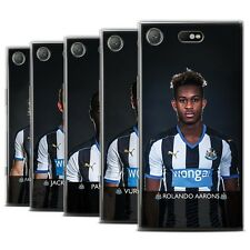 NUFC Gel/TPU Case for Sony Xperia XZ1 Compact /NUFC Football Player 15/16