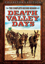 DEATH VALLEY DAYS: THE COMPLETE SECOND SEASON NEW DVD