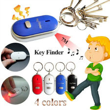 Whistle Key Finder Flashing Beeping Remote Lost Key Finder Locator Keyring Hot