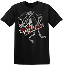 Social Distortion Rock Band T Shirt Cool Band Tee Men Ladies S M L XL 1-A-111