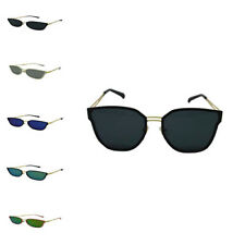 Ladies Women Retro Fashion Oversized Designer Polarized High Quality Sunglasses
