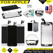 IPHONE 6S Plus For IPHONE 5 7 8 6 LCD TOUCH Screen Display Digitize Home Button