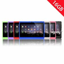 7'' inch Android Tablet PC Kids Pad Quad Core 16GB Dual Camera HD Wifi Bluetooth