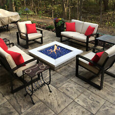 Fire Glass Dots | Indoor & Outdoor Fire Pits or Fireplaces