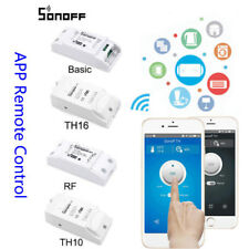 Remote Sonoff WiFi Wireless Smart Switch Module Home ABS Socket/Sonoff DR Tray A