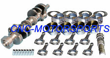 10503 Eagle Rotating Assembly Mahle Flat Top Pistons 6 Rod SB Chevy 355 1 pc