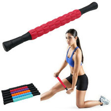 Gear Muscle Massage Roller Stick Body Massager Health Sports Exercise Relax Tool