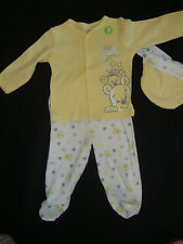 "DISNEY   ""BABY POOH "" 3PC set NWT TOP, PANTS &  HAT ""CHECK MY BACKSIDE""!!!"