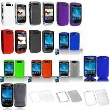 Plain Snap On Hard Plastic Phone Case Cover For Blackberry Torch 9800 9810