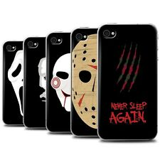 STUFF4 Back Case/Cover/Skin for Apple iPhone 4/4S/Horror Movie Art
