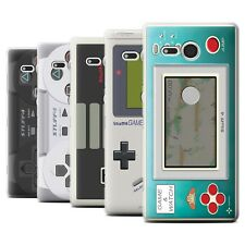 STUFF4 Back Case/Cover/Skin for Sony Xperia XZ2 Compact/Games Console
