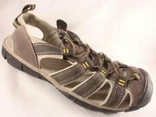 Men's CROFT & BARROW JEFFREY Olive Gray Fisherman Casual Sandals Water Shoes NEW