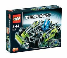LEGO Technic Go-Kart (8256) - brand new, but damaged box.