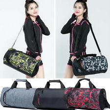 Women Gym Sports Bag Shoulder Bag Handbag Travel Bag Duffel Bag Handbag Luggage