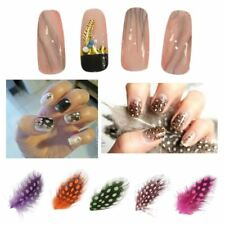 New Fashion Feather Nail Art Water Transfer Decal Sticker For Nail Decor
