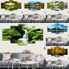 Unframed Landscape Oil Painting Canvas HD Print Picture Home Wall Art Decor