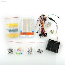 Electronics Project Starter Kit Capacitor Thermister Wires for Arduino 828A