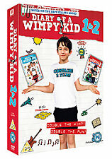 Diary Of A Wimpy Kid / Diary Of A Wimpy Kid 2 - Rodrick Rules (DVD, 2011)