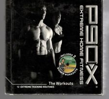 Beach Body P90X Extreme Home Fitness Training Routine Workout DVD