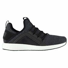 Puma Axis v3 Mens Running Shoes Trainers Black/Silver Sneakers Sports Footwear