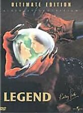 Legend (2-DVD Ultimate Edition, 2002) Tom Cruise, Mia Sara, Tim Curry, 1986 OOP