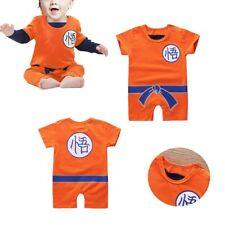 Newborn Baby Infant Boy Girl Romper Chinese Characters Jumpsuit Outfits Clothes