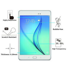 Tempered GLASS Screen Protection for Samsung Galaxy Tab Pro A E S S2 S3 Tablet