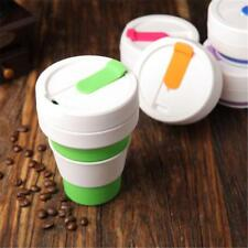 Cup Silicone Travel Collapsible Folding Camping Portable Telescopic Drinking2018