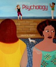 Exploring Psychology by David G. Myers and Myers (2009, Paperback)