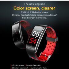 Z11C Smart Watch Blood Pressure Heart Rate Monitor Fitness Tracker Color Screen
