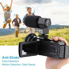 1080P Mini HD Digital Video Camera 24MP 16X Zoom DV Camcorder 110V-240V SP