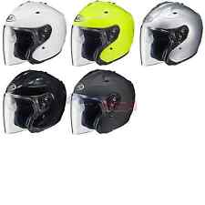 HJC FG-Jet Motorcycle Open-Face Helmet