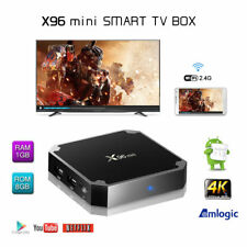 Smart TV Box X96 Mini Android 7.1.2 4K