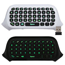 MoKo Game Backlight Keyboard 2.4G Receiver Wireless Chatpad Keypad for Xbox One