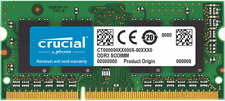 Artikelbild Crucial 8GB DDR3 1600 SODIMM (PC3L-12800) Notebook SO-DIMM DDR3 NEU