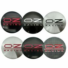 OZ Racing Car logo Badge Wheel Center hub Caps wheel center sticker 4PCS 56mm